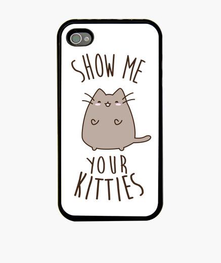 Cover iPhone show gattini me yout - gatto