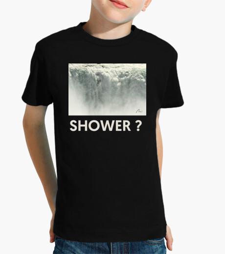 Ropa infantil Shower ?