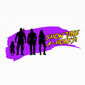 Camisetas Showtime A-Holes! Vol. 2
