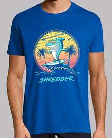 shredder shirt mens