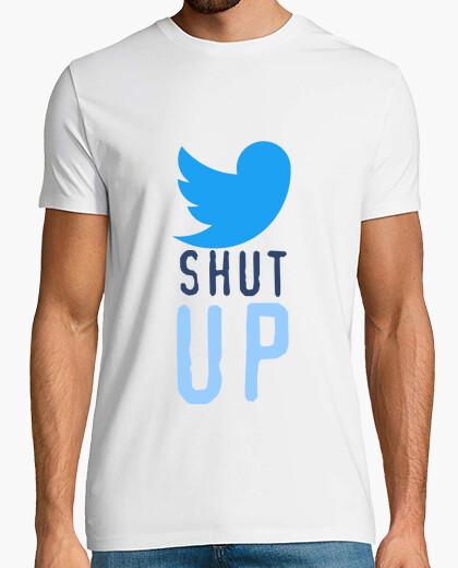 Camiseta shut up