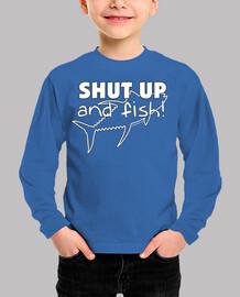 shut up and fish