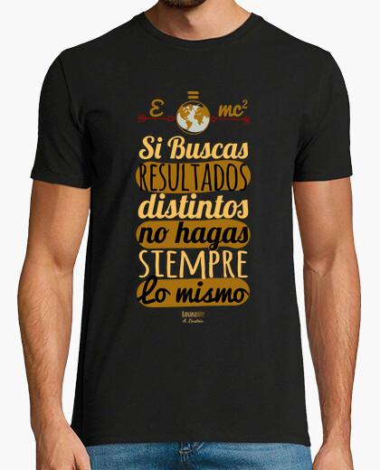Camiseta Si buscas resultados