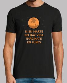 Si en Marte no hay vida imagínate en lunes
