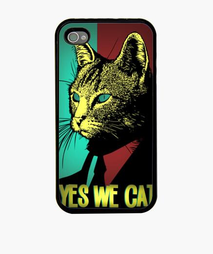 Funda iPhone sí gato