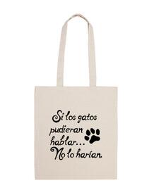 si les chats pouvaient parler ...