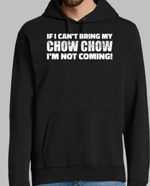 si no puedo traer mi chow chow no voy a