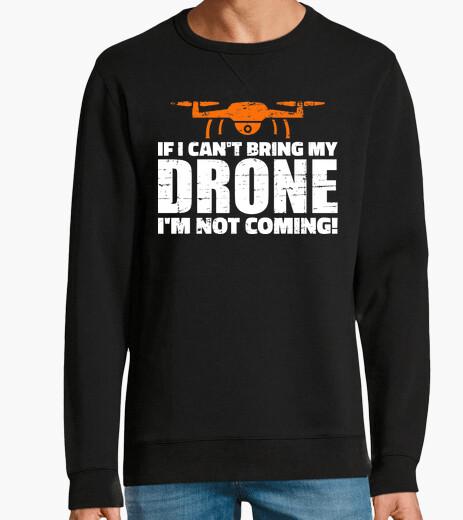 Jersey si no puedo traer mi dron no voy a veni