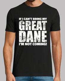 si no puedo traer mi gran danés no voy