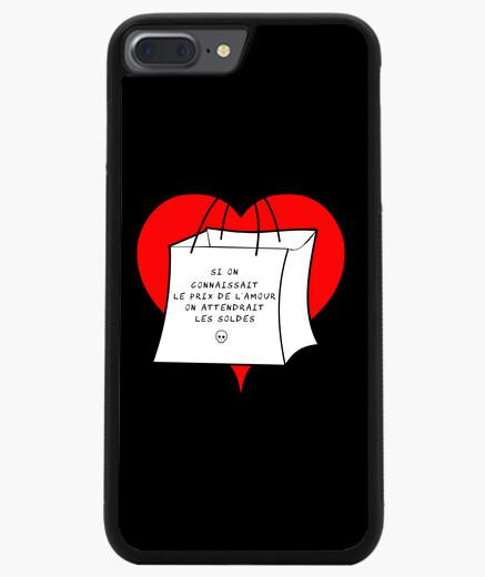 Coque Iphone 7 Plus / 8 Plus SI ON CONNAISSAIT LE PRIX DE L'AMOUR, O