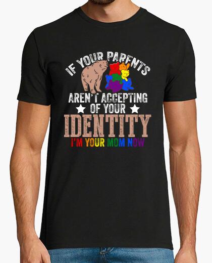 Camiseta si tus padres no me aceptan