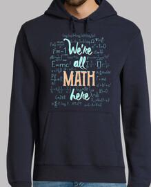 siamo all are la matematica qui