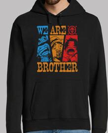 siamo fratelli - un pezzo del anime