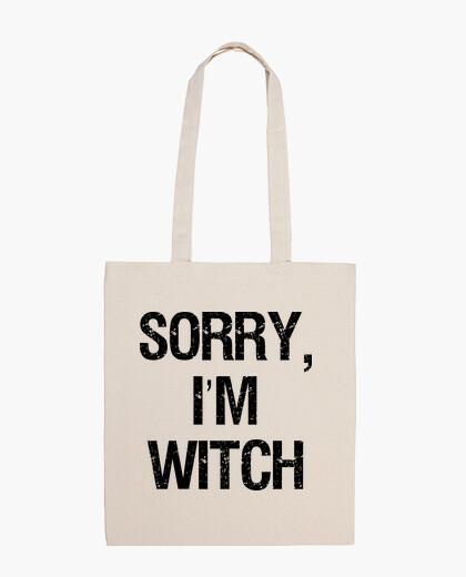 Borsa siamo spiacenti, im witch