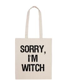 siamo spiacenti, im witch