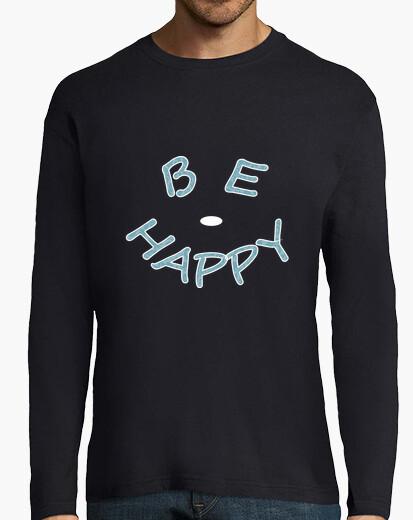 T-shirt siate felici
