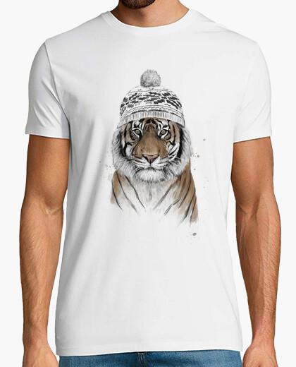 T-Shirt sibirischer Tiger