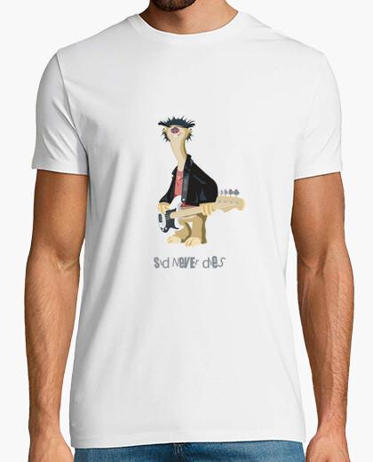 Camiseta sid camisa de hombre