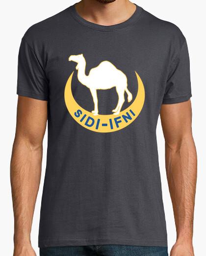 Tee-shirt sidi ifni-shirt campagne mod.1