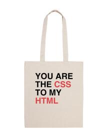 sie sind der css zu meinem html