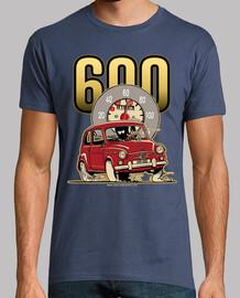 siège rouge 600