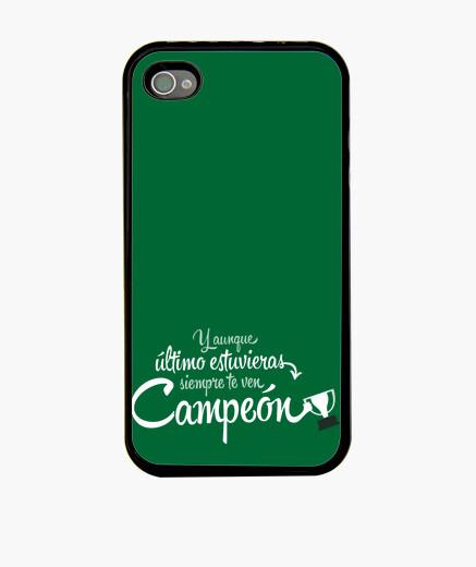 Funda iPhone Siempre Campeón