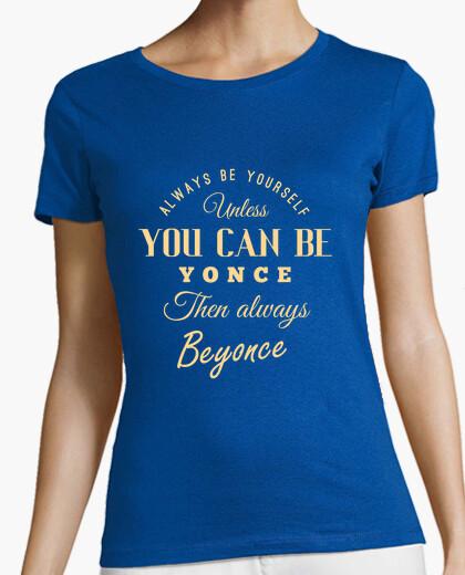 Camiseta siempre sé tu mismo