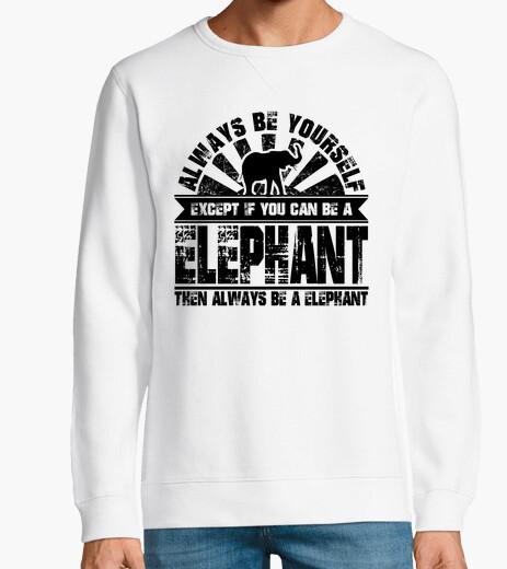 Jersey siempre sé tú mismo puede ser un elefan