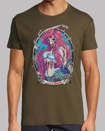 Sierenita Zombie Disney Zombi camisetas friki