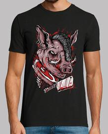 sierra de cerdo