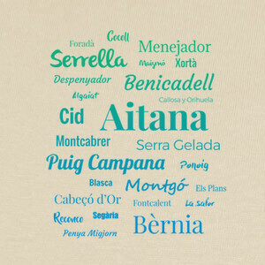Camisetas Sierras de Alicante #3