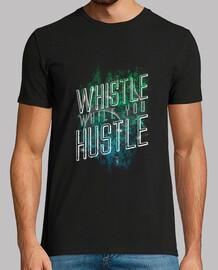 siffler en hustle