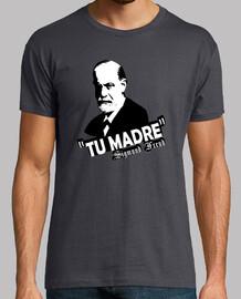 Sigmund Freud ta mère