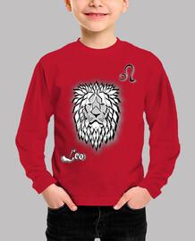 signo del zodiaco camiseta león astrólo