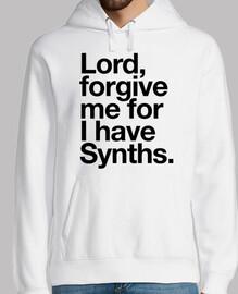 Signore perdonami perché ho dei sinteti