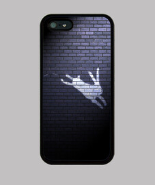 Sigue al conejo blanco - Funda Iphone 4/5