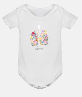 Sigue respirando bebé