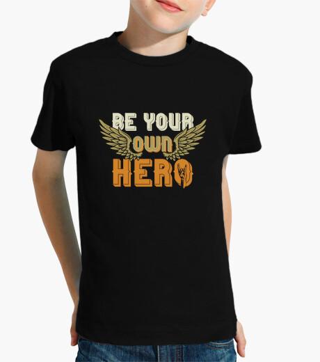 Abbigliamento bambino sii il your hero