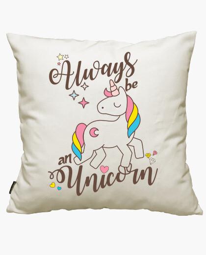 Fodera cuscino Sii sempre un unicorno