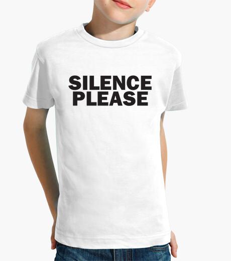 Ropa infantil Silence Please