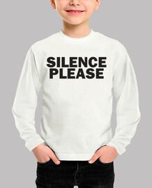 silence s39il vous plaît