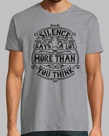 Silence Says a Lot 1