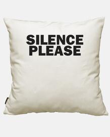 silence s'il vous plaît