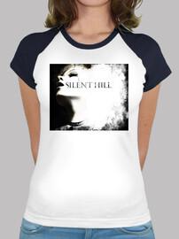 Silent Hill - Camiseta estilo béisbol para chica
