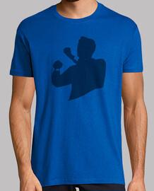 silhouette chef d'orchestre