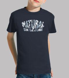silicone naturelle (métallique)