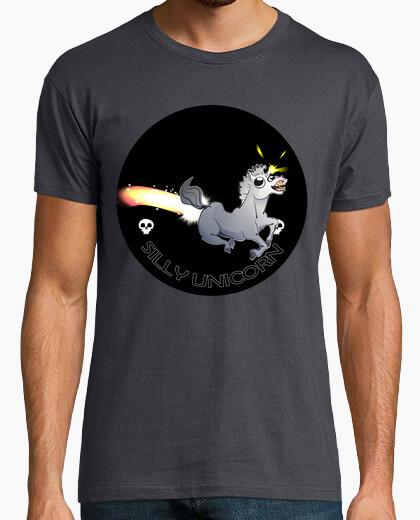 Camiseta Silly unicorn