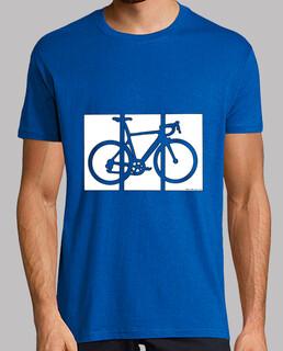 siluet fahrrad