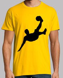 Silueta futbolista / futbol