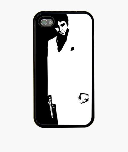 Funda iPhone Silueta Scarface